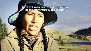 A Case of Institutional Reinforcement an d Community Involvement, Peru-2