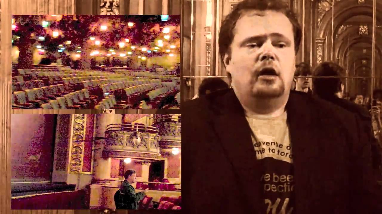 inside the elgin u0026 winter garden theatre youtube
