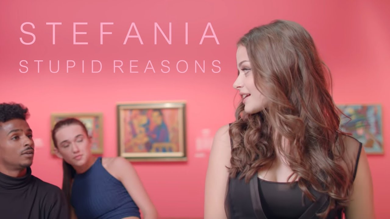 Download Stefania - STUPID REASONS (Official Music Video)