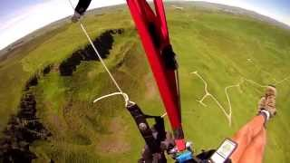 Paragliding at Robin Young's Hill.(, 2014-06-17T14:01:22.000Z)