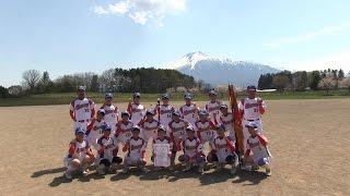 女子決勝 花泉中vs藤沢中  東北中学校ソフトボール大会
