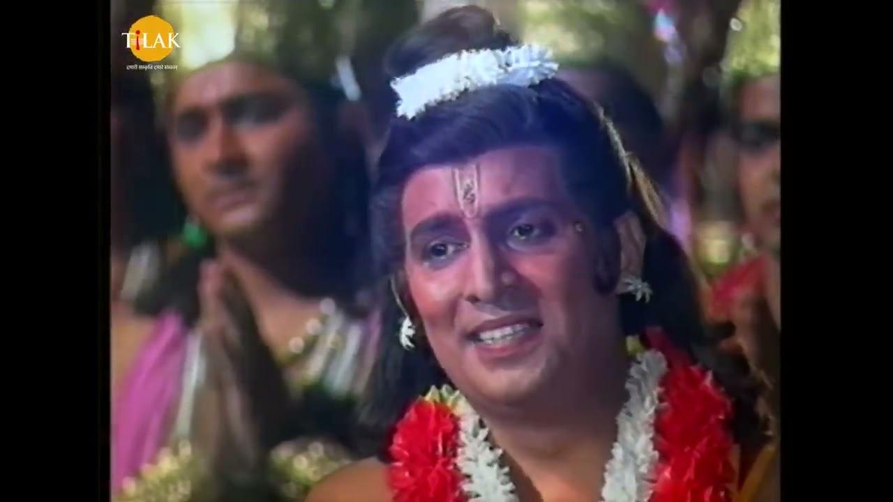 Download रामानंद सागर कृत श्री कृष्ण भाग 8 - श्री हरी का देवकी के गर्भ में स्थापित होना