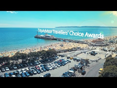 Bournemouth Beach tops Travellers' Choice Awards Best Beaches 2018!