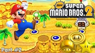 Download Slim Plays New Super Mario Bros 2 2 Desert Of Gold