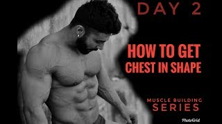 how to get a big chest