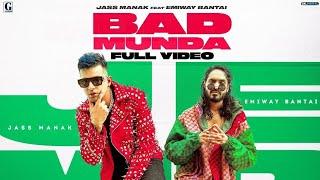 Kudiya Di Me Jaan Kude UK To Pakistan Kude   Bad Munda Song Jass Manak   Jass Manak All Song