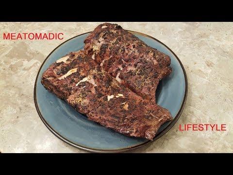Goodbye plant food - my Meatomadic lifestyle begins