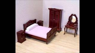 Melissa And Doug Dollhouse Furniture
