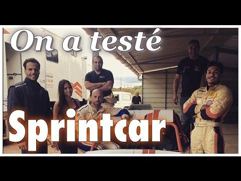 On A Testé LE SPRINT CAR (EvoSprint) By Alex & PJ