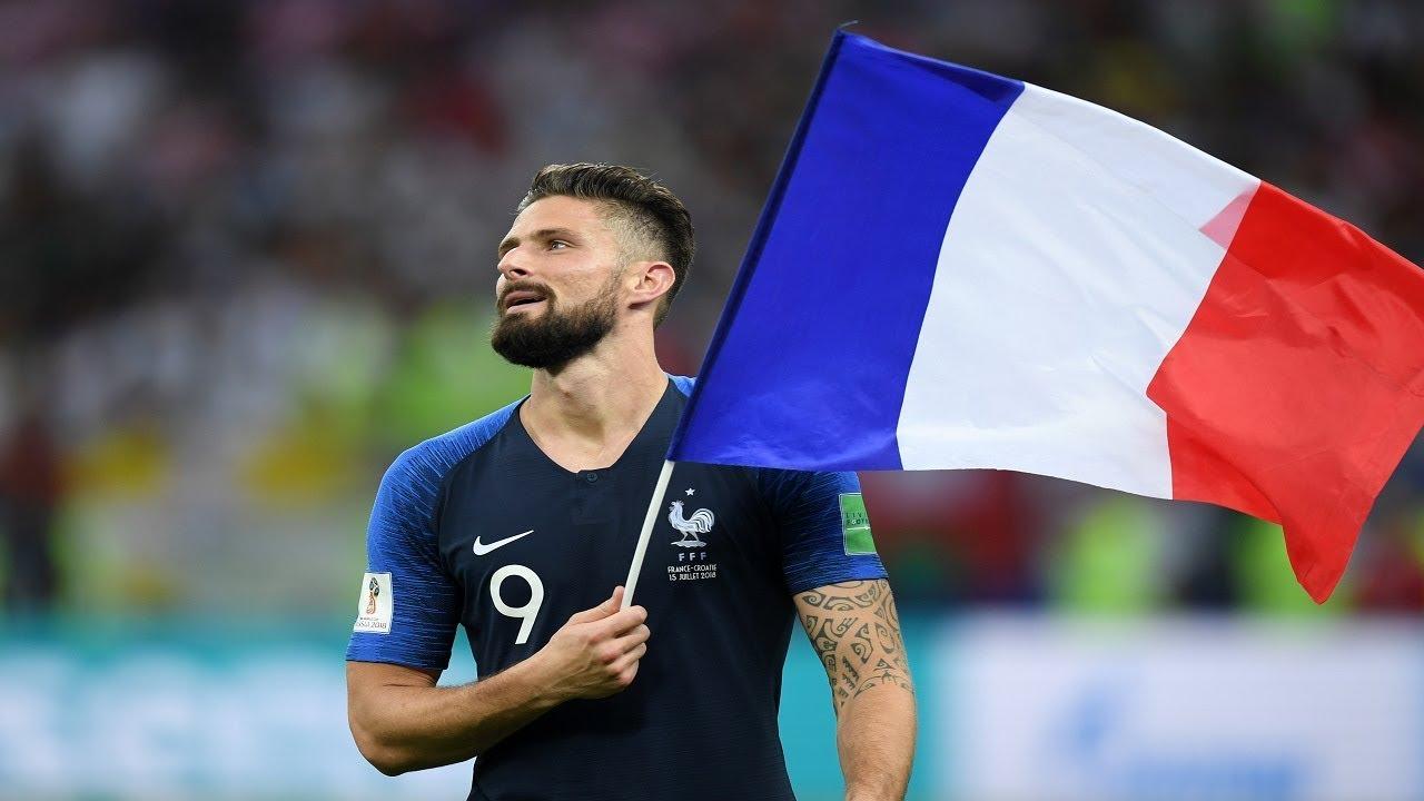 ⚽ FRANCE 1998 & 2018 ⭐️ MON 11 DE LÉGENDE ⭐️