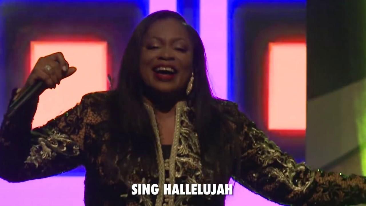 SING HALLELUJAH : SINACH