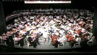 Nigde - AGSL - Birleşik Orkestra ve Koro - Sarı Gelin - Çoksesleme