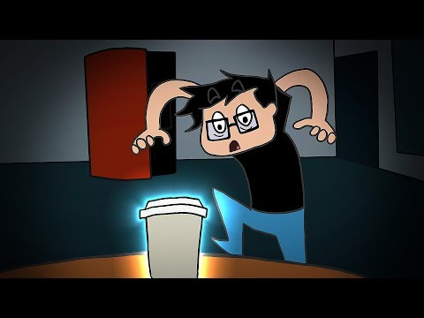 Thumbnail: Markiplier Animated | WHERE'S MY COFFEE