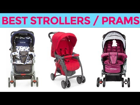 10 Best Strollers / Prams in India with Price | Shopping for your Newborn Baby