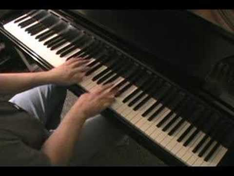 Blue Monk -- Jazz Piano Solo