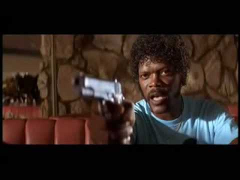 Pulp Fiction - Jules Winnfield is listed (or ranked) 4 on the list The Best Movie Speeches For Men