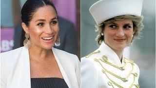 «Меган Маркл сильнее леди Ди»: биограф сравнила жену и мать принца Гарри