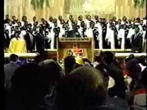Bishop David L. Ellis - Stand By Me