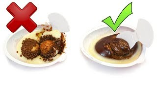 Kinder Joy : You Are Eating This WRONG !!