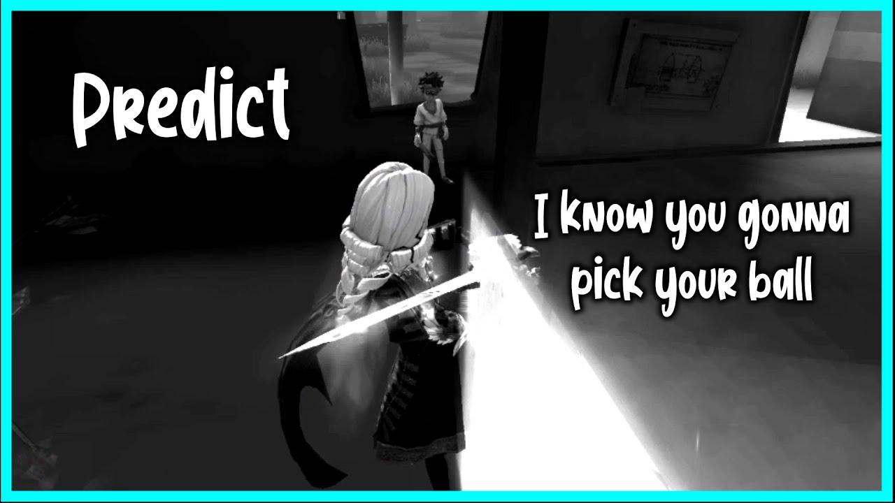 【Identity V】Switch World to Bait Batter