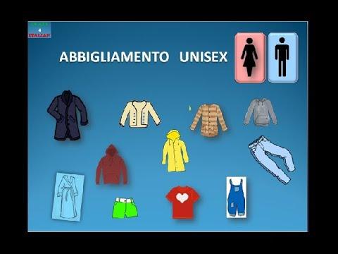 finest selection 0fb7a b594f ITALIAN VOCABULARY : CLOTHES AND ACCESSORIES - Part 1 Vocaboli italiani  Vestiti e accessori Parte 1