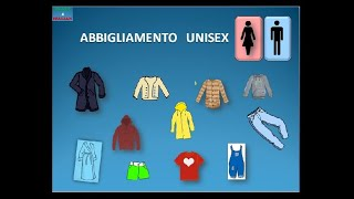 ITALIAN VOCABULARY : CLOTHES AND ACCESSORIES - Part 1 Vocaboli italiani Vestiti e accessori Parte 1