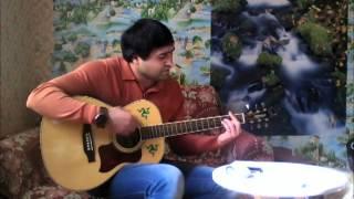 Красивая песня под гитару Русско-Турецкая(М.Расим).mp4 Guitar Song