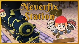 Merry Christmas and Happy Holidays! Join the Boys as they attempt to work together to fix train tracks...