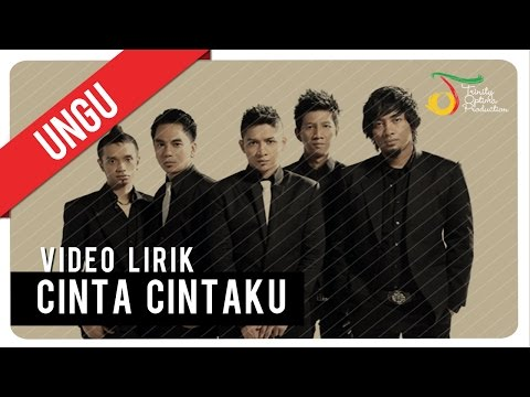 UNGU - Cinta Cintaku | Video Lirik