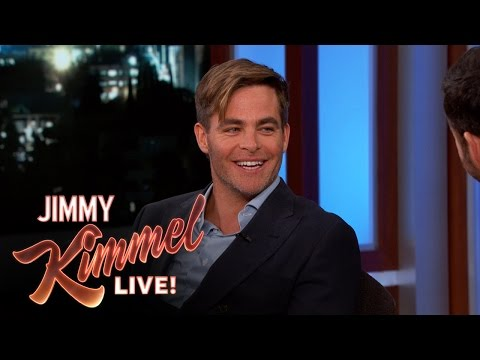 Chris Pine Talks About the