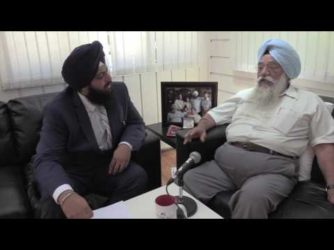 Sant Jarnail Singh Khalsa Bhindranwale- Puran Singh Attorney