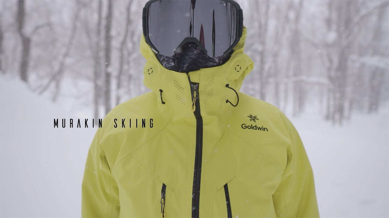 【Goldwin】僕が使用するスキーウエアが変わります。|MURAKIN SKIING