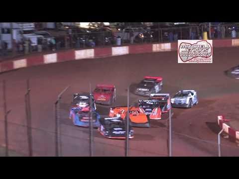 Dixie Speedway Steelhead/525 Late Model Feature 03/11/2017