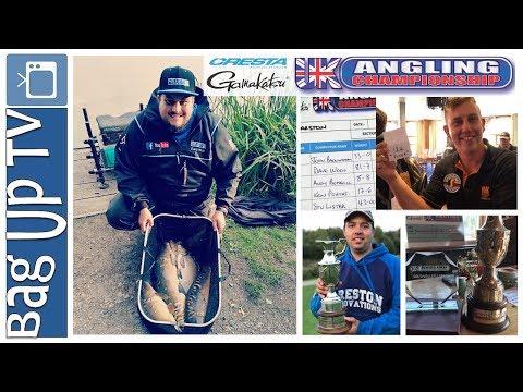 *Final Round* UK Angling Championship 2018 At Barston Lakes - BagUpTV - Live Match Fishing