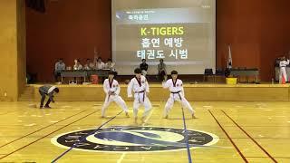 2018.05.18 k타이거즈 하늘고등학교공연
