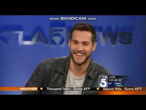 Chris Wood KTLA Morning News Interview 'Containment'