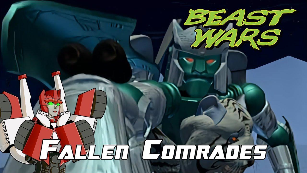 Beast Wars Review - Fallen Comrades