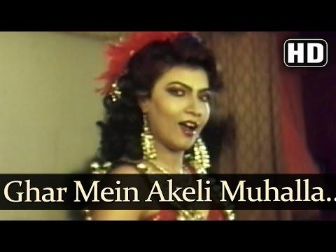 Ghar Mein Akeli - Antim Nyay - Jackie Shroff - Neelam Kothari - Kulbhushan Kharbanda