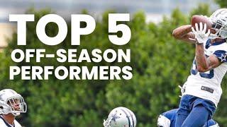 2020 TOP OffSeason Performers  (Ranking 5 Mini Camp+ OTA Winners)