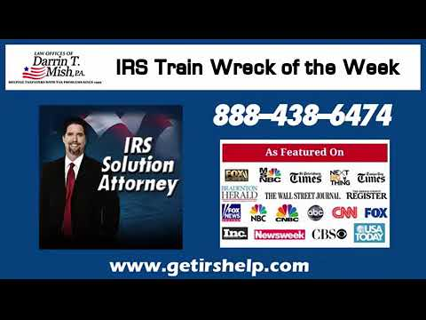 IRS Train Wreck  - Case of the Dentist