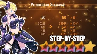 Epic Seven - Step-By-Step Guide to 6 Star Your Heroes!