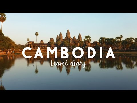 Cambodia // Travel Diary