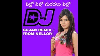 Download lagu pillo pillo maradalu pillo remix by ||dj sujan from nellore||