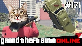 GTA 5 PC Online Po Polsku [#171] RPG vs. Insurgent &...  /LIVE