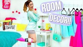 Недорогие идеи для весеннего декора комнаты от Alisha Marie(, 2016-01-26T19:13:18.000Z)