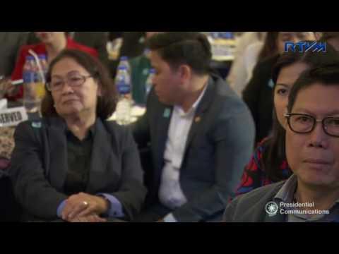 Philippine Development Forum:  Sulong Pilipinas 2017 (Speech) 8/9/2017