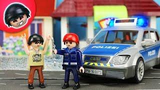 Verbrecher Kevin ist Polizist - Playmobil Polizei Film - KARLCHEN KNACK #198