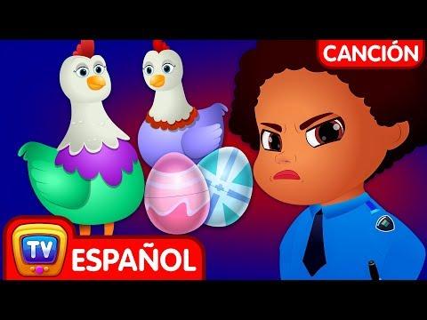 ChuChu TV Huevos Sorpresas de Policías – Episodio 09 - Las Súper Gallinas   ChuChu TV Sorpresa