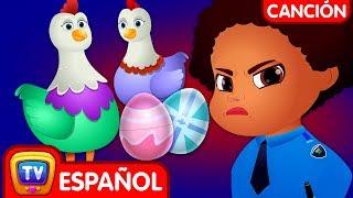 ChuChu TV Huevos Sorpresas de Policías – Episodio 09 - Las Súper Gallinas | ChuChu TV Sorpresa