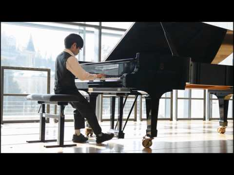 Mozart Sonata in C Major K. 330; 1st Movement